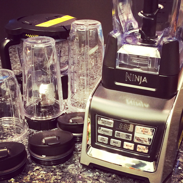 Ninja Blender System with Auto-IQ, Ninja Blender