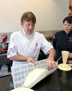 Stephane Treand, Master Pastry Chef