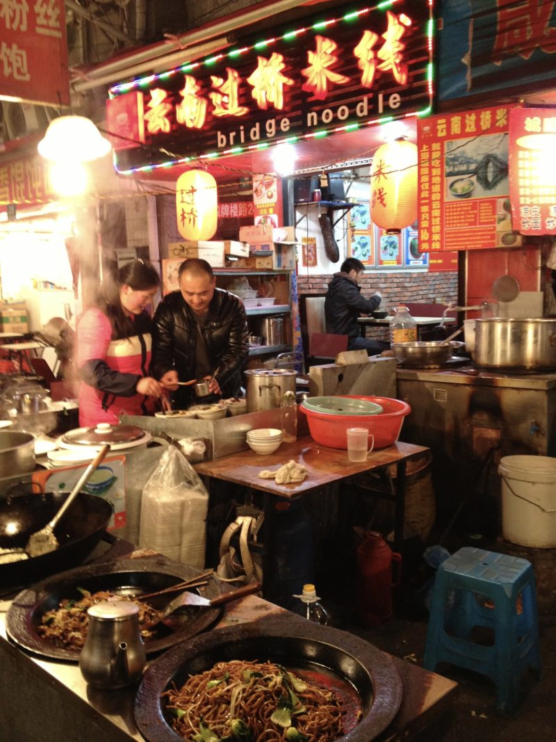 night market food tour shanghai