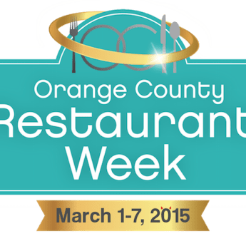 Top Picks for Orange County Restaurant Week #OCRW