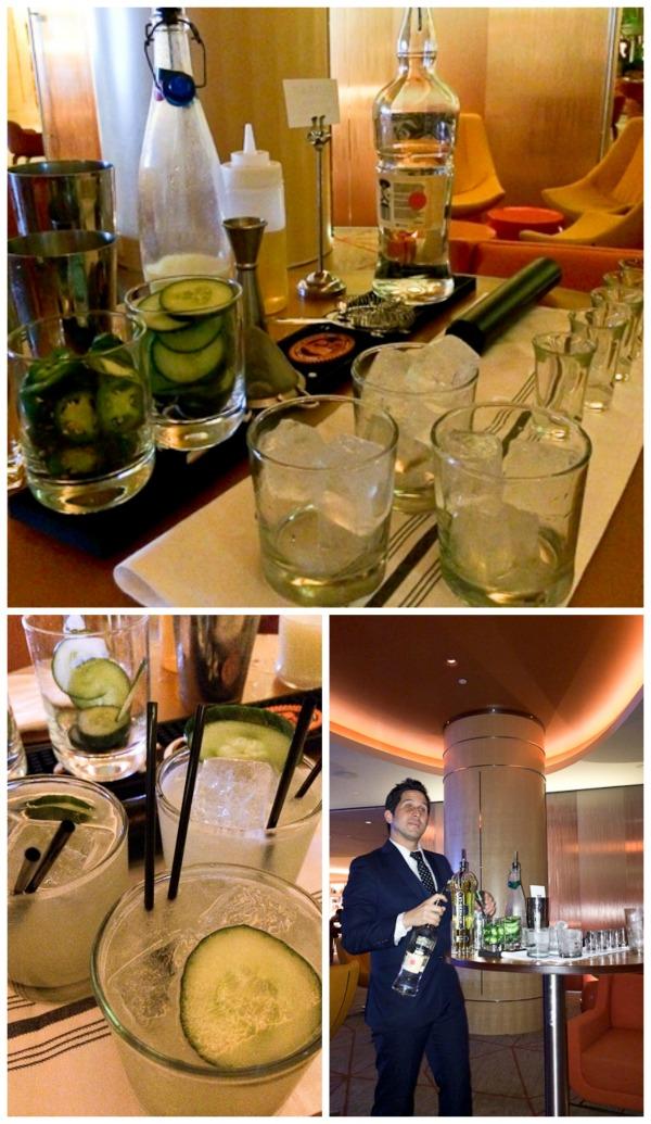 EATS Kitchen & Bar Cocktail Demo