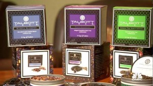 A selection of Talbott Teas