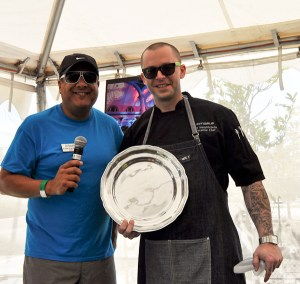 Chef Roy Hendrickson, Taste of Huntington Beach