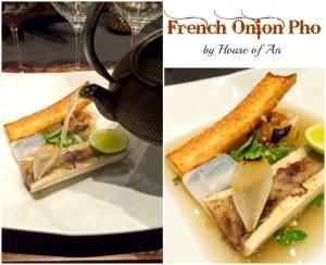 French Onion Pho - James Beard Dinner