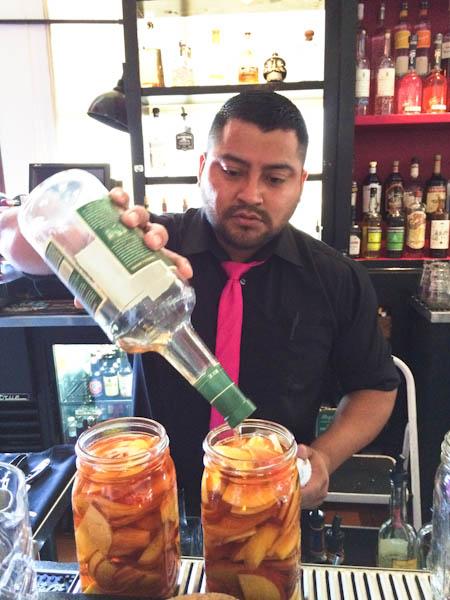 Cesar Cerrudo, Anepalco's Cafe