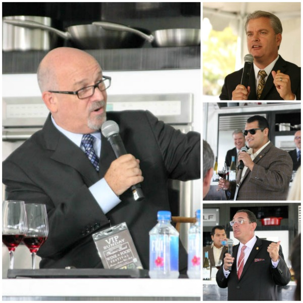 5 Master Sommeliers at Newport Beach Wine and Food Festival | ShesCookin.com