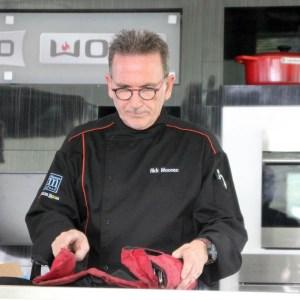 Chef Rick Moonen   ShesCookin.com