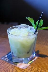 Coconut Blossom cocktail | ShesCookin.com