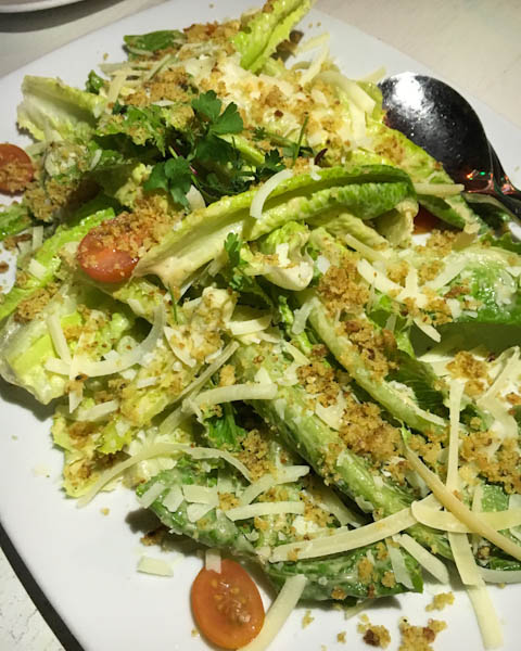 Caesar Salad - BLK Earth Sea Spirits
