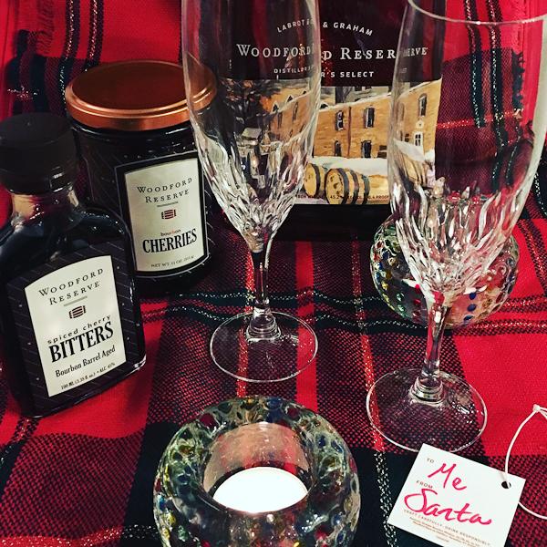 Holiday Bourbon Cocktails | ShesCookin.com
