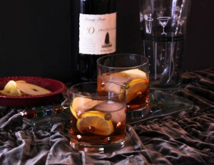 Holiday Ciderhouse Punch | ShesCookin.com