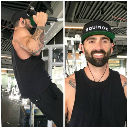 Equinox Personal Training , Mark Spears