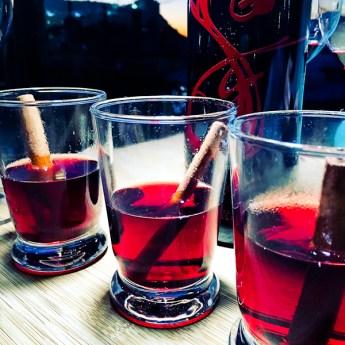 Spicy Vines Hot Toddy | ShesCookin.com