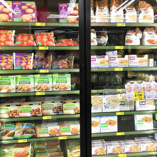 Gluten Free and Vegan Products , Grocery Outlet