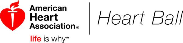 AHA Heart Ball logo