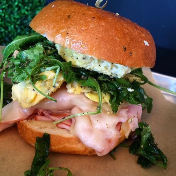 Green Eggs & Ham -Sessions Deli | ShesCookin.com