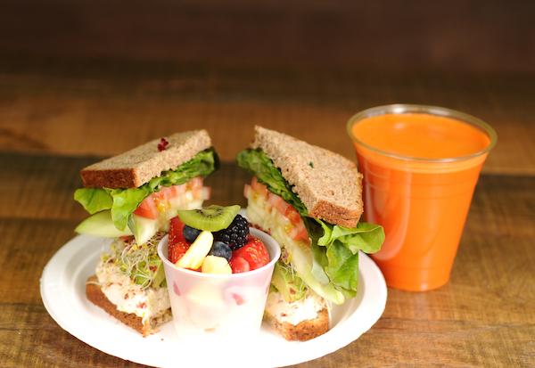 Jan's Tuna Avo Sandwich|ShesCookin.com