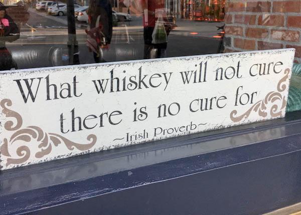 Irish Proverb | ShesCookin.com
