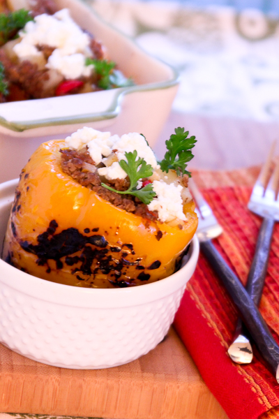 Picadillo Stuffed Peppers-3255