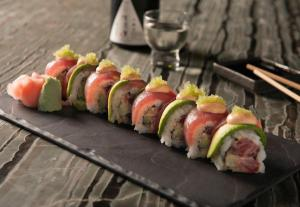 picy Tuna Roll - The Ritz Prime Seafood