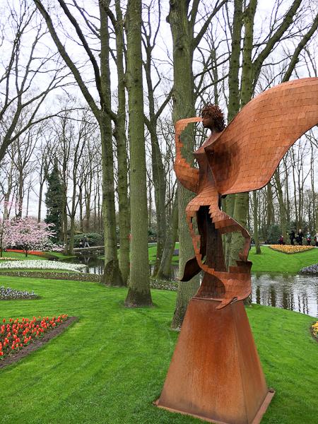 Keukenhof Gardens - AmaWaterways Tulip Time River Cruise | ShesCookin.com