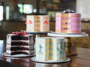 Slice Deli and Cakery - Summer Cakes