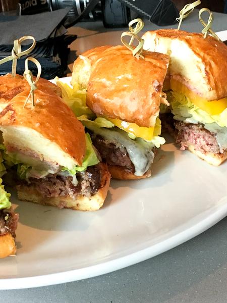 Wagyu Burger - Ironwood | ShesCookin.com