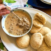 Low Sodium Homemade Country Biscuits