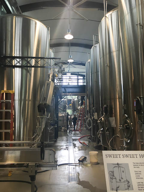 The Alchemist brewery, Stowe, VT | ShesCookin.com