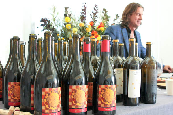 100 Acre Winery Tasting with Chris Randowski - 2016 Newport Beach Wine & Food Festival