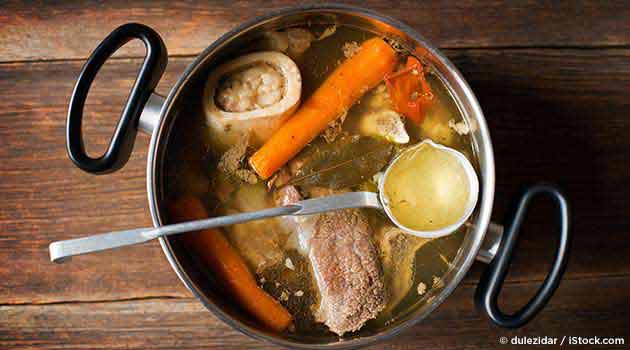 bone broth recipe | ShesCookin.com