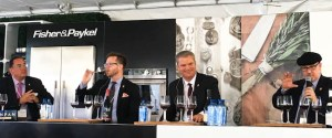 Master Sommeliers - Willamette Pinot Tasting Panel - 2016 NBWFF | ShesCookin.com