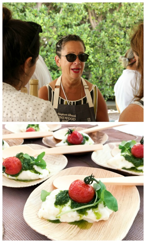 Nancy Silverton at 2016 Newport Beach Wine and Food Festival | ShesCookin.com