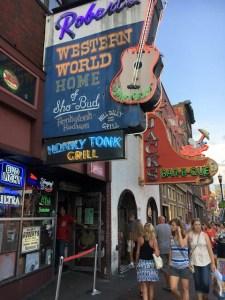 Robert's Western World, Nashville | ShesCookin.com