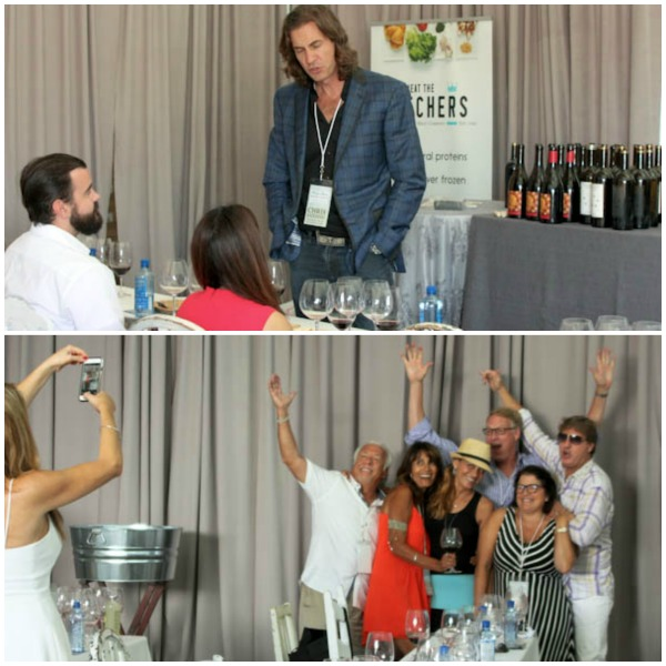One Hundred Acre wines Chris Radomski - 2016 NBWFF