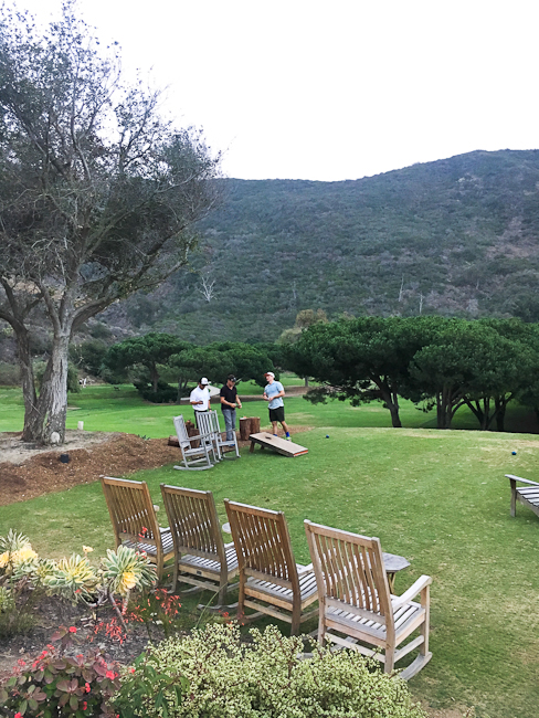 Ben Brown's Golf Course, The Ranch, Laguna Beach | ShesCookin.co