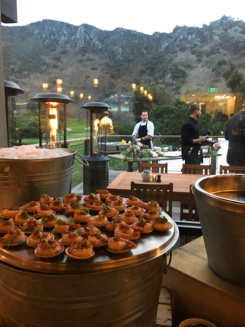 Harvest restaurant, The Ranch, Laguna Beach | ShesCookin.com