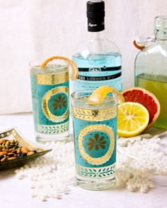 London Calling gin cocktail | ShesCookin.com