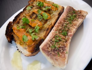 Uni Toast and Bone Marrow at Twenty Eight