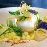 Pan-seared Sea Bass, Ritz Prime Seafood