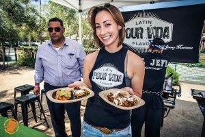 Pour Vida at Firkfest Tiki Beer Fest