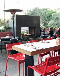 North - modern Italian cuisine, Irvine