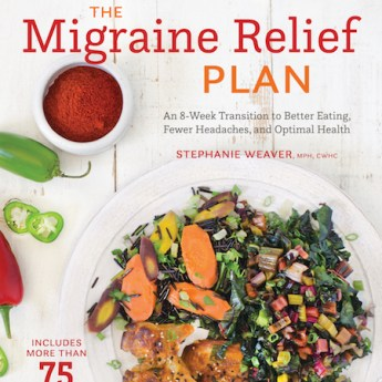 The Migraine Relief Plan book cover