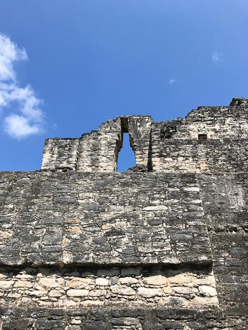 Belize - Caracol Mayan ruins