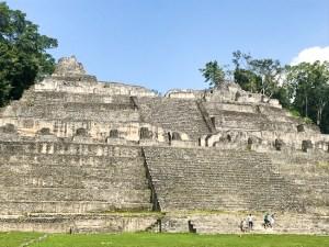 Belize-Caracol