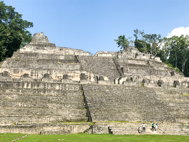 Belize-Caracol