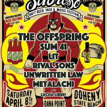 KLOS Presents Sabroso Craft Beer, Taco and Music Festival