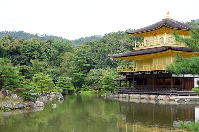Golden Pavillion - Kyoto | ShesCookin.com