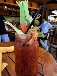 Beachcomber Bloody Mary | ShesCookin.com