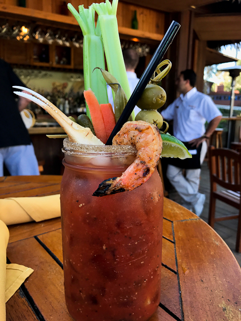Beachcomber Bloody Mary | ShesCookin.com